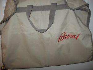 Mens/ladies AUTHENTIC BRIONI garment bag Italy