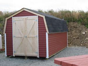 NEW SHED (8X16)