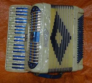 Nilux Accordion - made in Italy