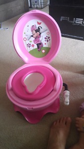 Potty training for baby girl