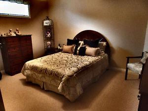 QUEEN SIZE COMPLETE BED PACKAGE