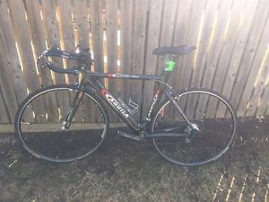 Race Bike-Carbon Fibre/Good condition