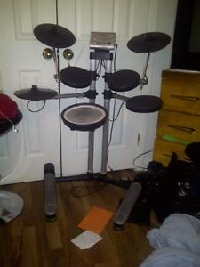 Roland 7-piece electric drum set