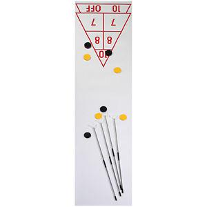 Roll-up Champion Sports Shuffleboard Set for 2 or 4 Players