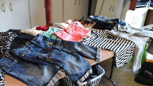 Size  girl's clothing lot