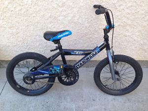 "Star Wars 14"" bike"
