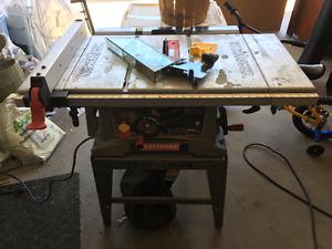Table Saw - Craftsman