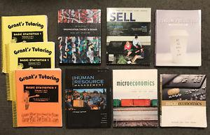 University of Manitoba (U of M) Textbooks for Sale
