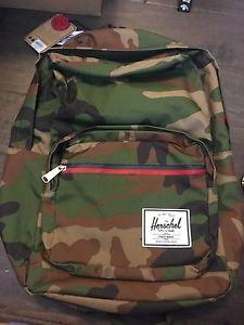 Wanted: Brand New Herschel Camo Backpack