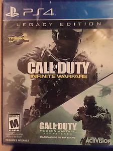 Wanted: Call of Duty Legacy Edition for PS4