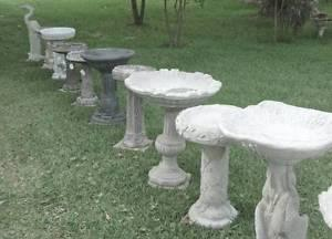 Wanted: Looking for a Concrete BIRD BATH and/or FOUNTAIN