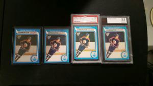 Wanted: Looking for hockey cards/ recherche carte de hockey