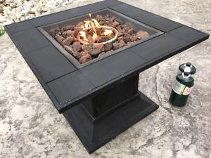 Wanted: Propane Fire Pit Table