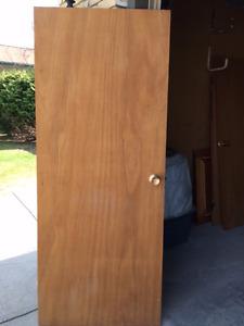 4 Interior Doors - Used