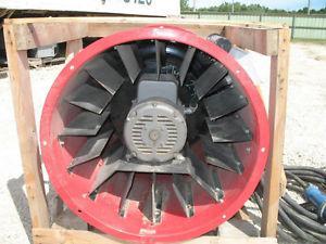 """AERATION FAN, 10HP Falman 28"""" Diameter Aeration Fan"""