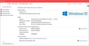 Acer Windows 10 Laptop
