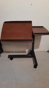 Adjustable and Tilting Table