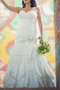 Allure Wedding Dress Size 12