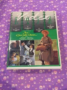 Anne of Green Gables Collection- VCR Tapes.