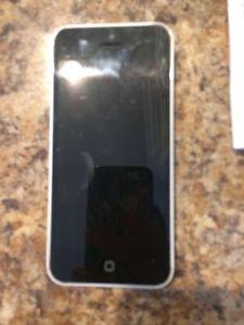 Apple iPhone 5c - white back