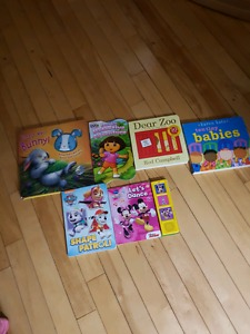 Baby girl books