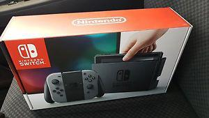 *Brand New* Nintendo Switch (Unopened)