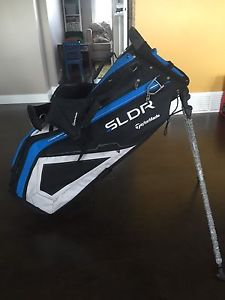 Brand new Taylormade SLDR stand bag
