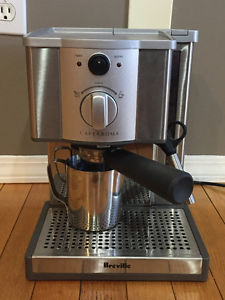 """Breville """"Cafe Roma"""" Espresso Maker (Gently Used)"""