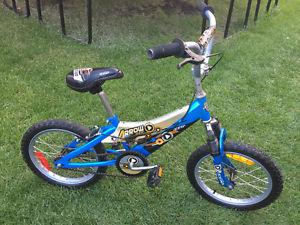 "CCM kids bike w/ shocks (26"" wheels)"