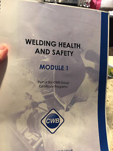 CWB Welding Inspector Training Modules