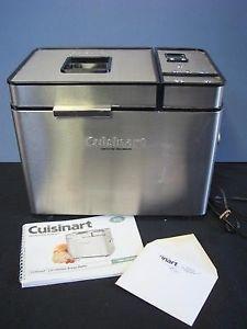 Crusinart bread machine Like new!