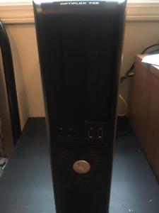 Dell Optiplex 755 Desktop Computer