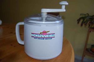Donvier Ice Cream Maker