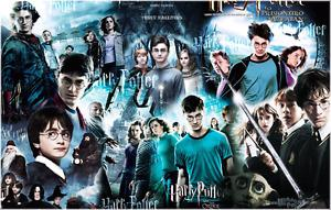 First 5 Harry Potter Movies