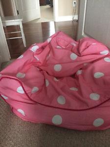 Girls Bean Bag Chair