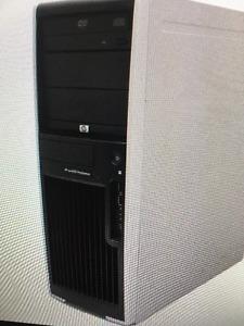 HP Workstation xw