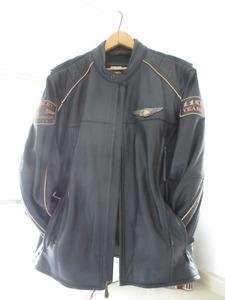 Harley Davidson 110th Year Anniversary Riding jacket