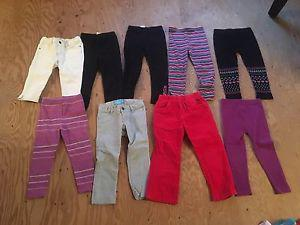 Huge lot of Toddler Girls Clothing Size 3T