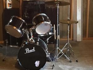 Junior Pearl Drum Set
