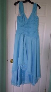 Light Blue Formal Dress