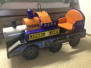 Lionel Lines Ride on Train