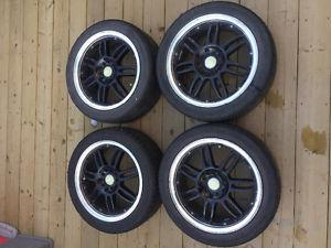 Low profile summer tires $ 350