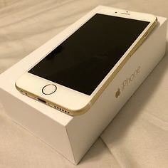 Mint iPhone 6 Gold 16GB