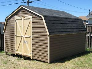 NEW 12X12 SHED