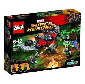 NEW Lego Guardians of the galaxy set and dimensions set