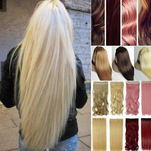 NEW PLATINUM BLONDE HAIR EXTENSIONS
