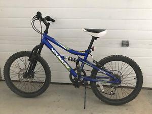 Nakamura Boy's mountain bike