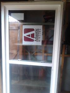 New Atlantic window