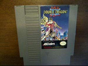 Nintendo Nes Game - Double Dragon II ~ Just $15