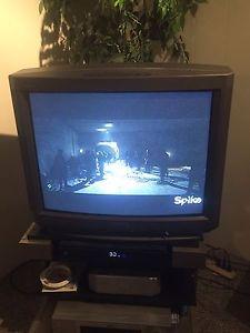 "Older Sony 27"" TV"